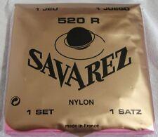 """SAITEN  """"SAVAREZ 520R""""  NYLON  FÜR KONZERT-GITARRE   915100"""