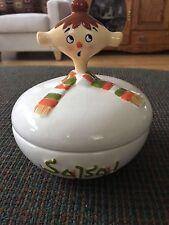 Grant Holt Howard Pixie Salsa Bowl Pixieware Sammy Salsa