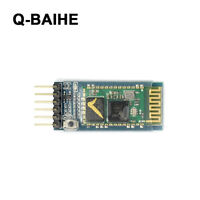 HC-05 Bluetooth Wireless Serial RF Module with 6 Pins RS232 High Quality