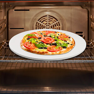 32nd  Large 15 Inch (38CM) Ceramic Pizza Cooking Stone For Oven