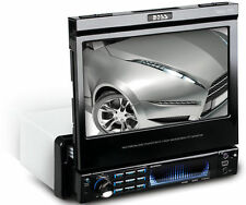 "BOSS AUDIO BVI9994 CAR 1 SINGLE-DIN 7"" DVD/CD/MP3 USB PLAYER RECEIVER 7"" MONITOR"
