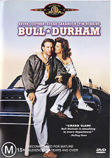 BULL DURHAM Kevin Costner DVD R4 - PAL - New