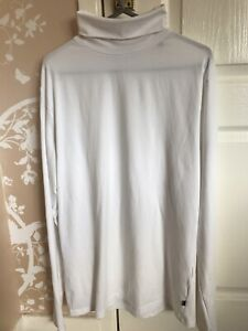 Only & Sons Turtle Neck T Shirt 60s Mod