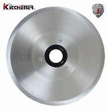 "KITCHENER 9"" Stainless Steel Meat Slicer Blade"