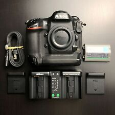 Nikon D4 USA Model Shutter Count 254k - Body Only 16.2MP Digital SLR Camera