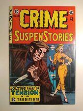 Crime SuspenStories #25 (Oct-Nov 1954, EC) REPRINT 9.5+ NEAR MINT SHAPE