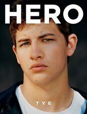Hero magazine Tye Sheridan Evan Peters Cody Christian Jacob Lofland Fashion