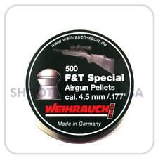 .20 TROFEO Target H/&N Field pellets .177 .22 o .25 barattoli o campioni di 50