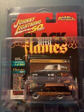 Johnny WhIte Lightning Street Freaks 2019 BWF 60 Ford Country Squire WL + Case