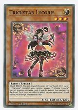 Trickstar Lycoris COTD-EN007 Super Rare 3 x Yu-Gi-Oh Card 1st Edition Mint New