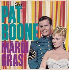 "Pat Boone ""Mardi Gras"" 1958 Dot DEP-1075 ""Bourbon Street Blues"" NM Condition"