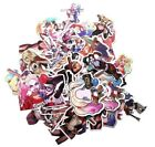 Suicide Squad Harley Quinn Themed Set of 33 Assorted Stickers Decal Set
