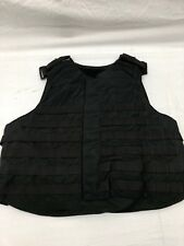Point Blank Tactical Vest Black MOLLE LE Police SWAT (No Armor Included) M