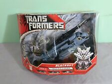 Transformers Hasbro 2007 Movie Voyager Class Decepticon Blackout MISB NEW