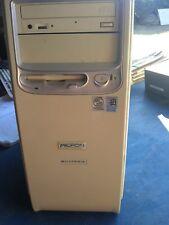 Vintage Micron Millennia Intel Celeron MMX 500 Mhz Desktop Computer