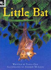 LITTLE BAT - Tania Cox Andrew McLean -  NEW Paperback - FREE SHIP in Australia