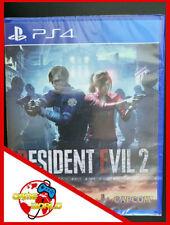 RESIDENT EVIL 2 - gioco PS4 Playstation 4 - ITALIANO - Nuovo - OFFERTA LIMITATA