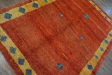 128-Wunderschöner Original Persischer Gabbeh,209x157 cm²,Carpet,Teppich,Tappeto