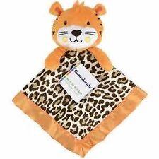 NWT Garanimals Orange Tiger Leopard Kitty Cat Plush Baby Toy Security Blanket