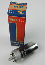 Tung-Sol 50A5 Vacuum Radio Tube Untested w/ Box