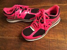 Nike shoes Nwt $68 Nike Dual Fusion Lite Girls Youth 4 Y Pink Black Silver