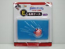 Ichiban kuji Mobile Suit GUNDAM MSM-07S Z'GOK Business card case Holder Japan