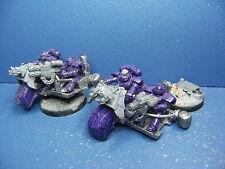 2 Pre Heresy Trikes der Space Marines UMBAU