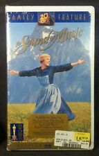 The Sound of Music (VHS, 1996, THX Digital Surround Sound Audio) Factory sealed