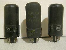 EB34/6H6 (1638/VR54 equiv) doppio Valvole a diodi/Tubi (Testato Buone)
