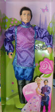 2000 Rose Prince Ken Barbie NRFB