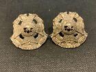 Border Regiments collar  Badges