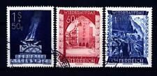AUSTRIA - 1948 - Olimpiadi di Londra - A profitto della ricostruzione