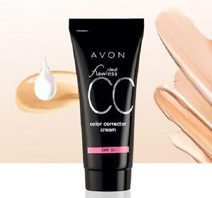 CC CREME AVON Ideal flawless crème correction couleur AU CHOIX