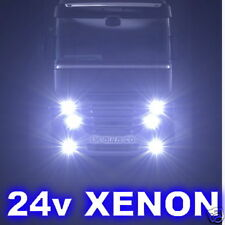 H7 Xenon Bulbs 24v 100w Lorry Truck Commercial HGV etc