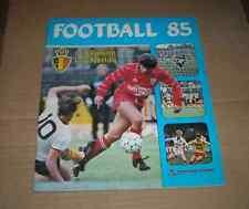 ALBUM FOOTBALL PANINI 1985 DIVISION  I ET II  INCOMPLET