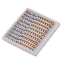10stk Dental Bohrer Dental Endodontic Endo-Z Tungsten Burs 25mm FG Carbide