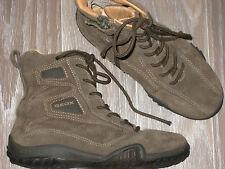 GEOX Respira Übergangsschuhe Gr. 29/30 S Leder Schuhe Stiefel