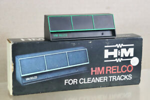 H&M HAMMANT & MORGAN RELCO for ELECTRIC TRACK CLEANER TRACKS oa