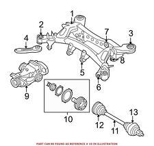 For BMW Genuine Axle Shaft Rear 33131428124