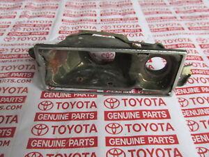 FITS Toyota Celica Supra Fog Light Lamp Bracket Front Right Passenger side 1984