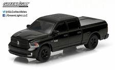 1/64 GREENLIGHT BLACK BANDIT 11 DODGE RAM 1500 SPORT PICKUP TRUCK