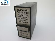 ELECTROMATIC FBD 5911 120 DUPLINE 128 MULTI-CHANNEL BISTABLE AND-RECEIVER