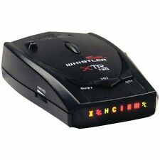WHISTLER XTR-130 Laser/Radar Detector with Bright Icon Display