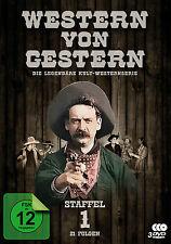 Western von Gestern - Staffel 1 (21 Folgen) 3 DVD Edition NEU + OVP!