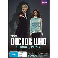 DOCTOR WHO-Season 9, Part 2:Region 4-New AND Sealed-2 Disc Set-TV Series