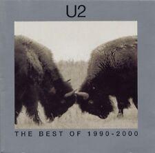 U2 The Best Of 1990-2000 4 track Dvd Dj