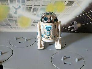 Vintage Star Wars ~ R2-D2 ~First 12 ~GMFGI 1977 / TAIWAN ~ Clicks ~ ORIG DECAL