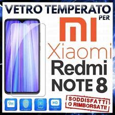 PELLICOLA VETRO TEMPERATO Per XIAOMI REDMI NOTE 8 / 8T Protezione Display 8 T