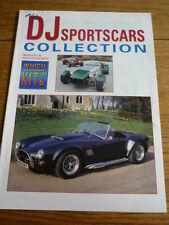 Dj-Dax Gama réplica Kit Car Suplemento folleto de ventas' ' tarde años 90?