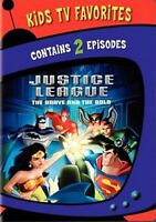 JUSTICE LEAGUE - THE BRAVE AND THE BOLD (KIDS TV FAVORITES) (DVD)
